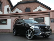 Mercedes ML-Class � ������� Carlsson
